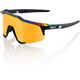 100% Speedcraft Glasses Tall soft tact black p1 | peter sagan limited edition kit